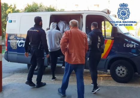 Detenido en Roquetas un fugitivo reclamado en Alemania por estafa, fraude y falsificación