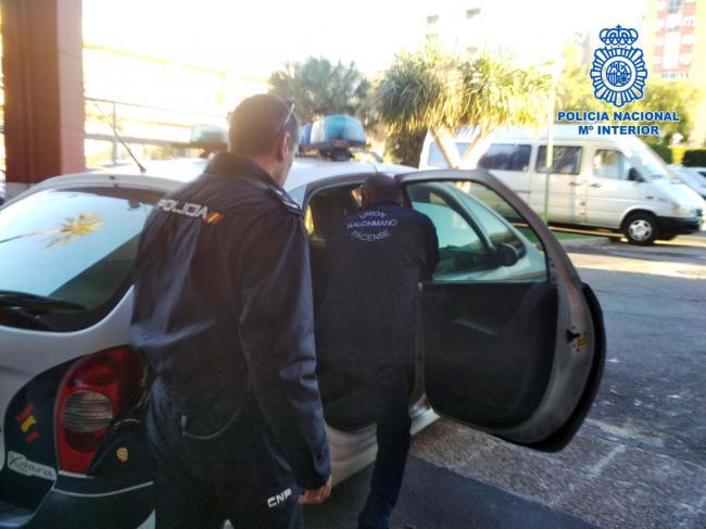 Detenido en Roquetas un traficante de drogas reclamado por Francia