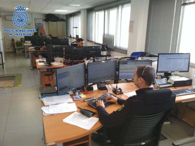 El 091 ha recibido más de 87.800 llamadas en Almería en 2018