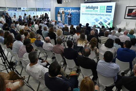 Infoagro Exhibition cierra ensalzando el esmero del sector desde los años 50