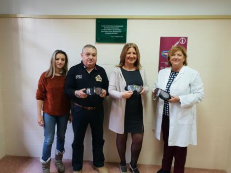 Ayuntamiento de Vera adquiere unas gafas que simulan el efecto de las drogas