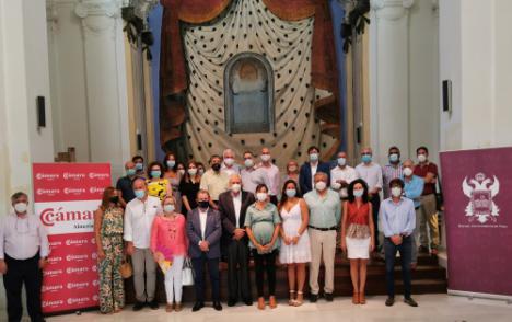 Cámara de Comercio y Ayuntamiento de Vera presentan su nueva delegación