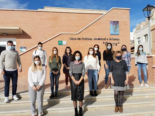 Arrancan las clases en la ludoteca municipal de Vera