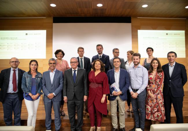 Cosentino promueve la Economía Circular y la Simbiosis Industrial