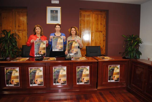 II Maratón de cuentos 'Érase una vez en Huércal de Almería'