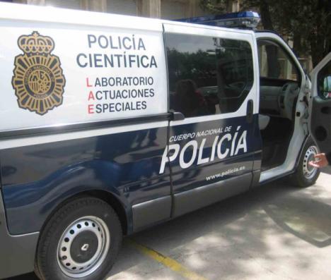 Detenido tras un robo en Huércal de Almería y otro en El Ejido