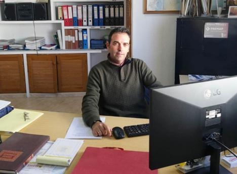 El PSOE de Antas elige a Pedro Ridao Zamora como candidato