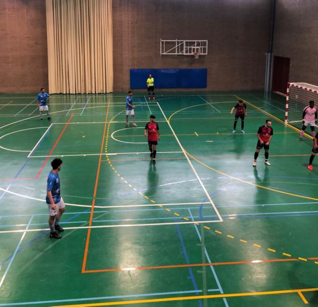 El Poli Ejido gana al CD Atlético de Adra (4-0)