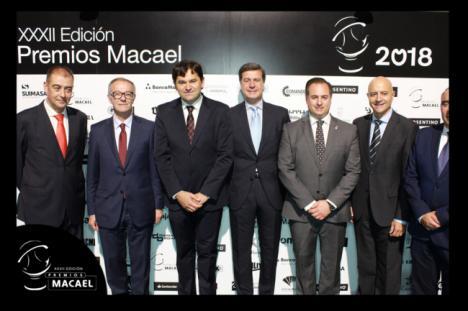 El 22 de noviembre será la XXXIII edición de los Premios Macael 2019