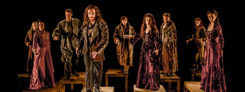 Ricardo Iniesta con TNT Atalaya trae a Shakespeare a La Alcazaba