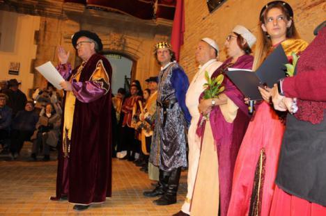 El Ayuntamiento de Vera prepara la conmemoración del terremoto de 1518
