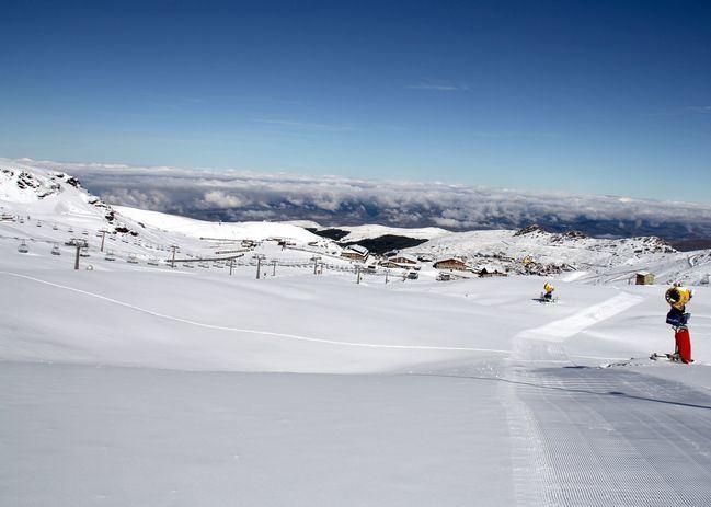 Cosentino ya es Patrocinador Oficial de Sierra Nevada