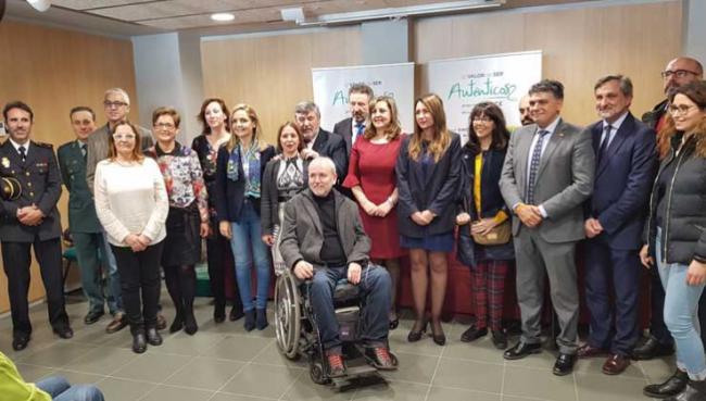 40 años de Verdiblanca; 40 años de lucha por las personas con discapacidad