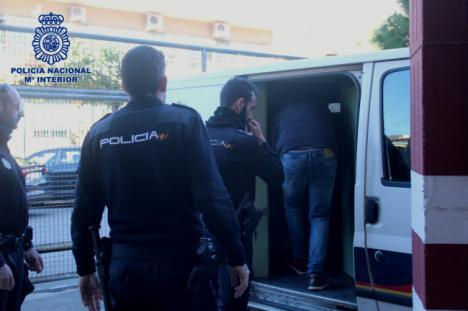 Detenido en Almería tras evadir impuestos en Rumanía