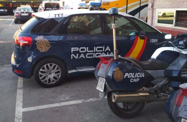 Detenido por robar en dos coches en Costacabana