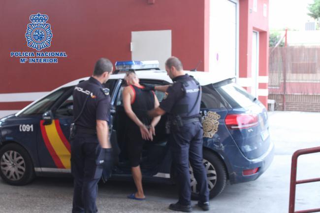 Detenido en Roquetas de Mar al presunto asesino del barrio de la Chanca