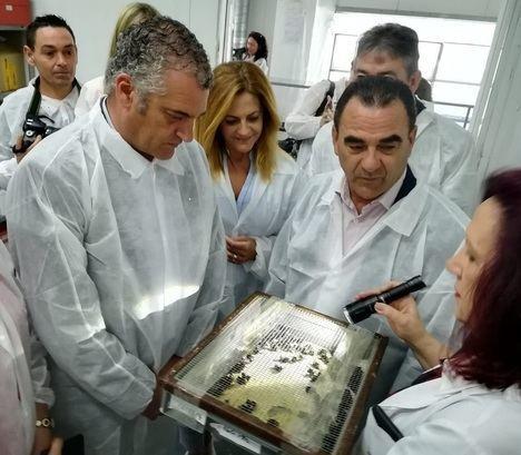 La Junta invierte 120 millones de euros en incentivos para apoyar la I+D+i empresarial