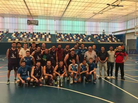 Carboneras se proclama campeón de la 'Liga de Baloncesto Senior'