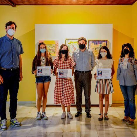 Entregados los premios del IV Concurso de Pintura y Dibujo del Siglo de Oro
