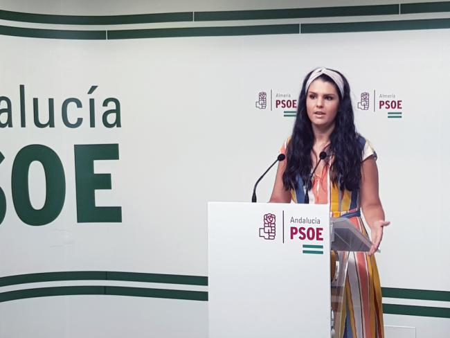 Noemí Cruz dice que el gobierno de la Junta no preveé eliminar ningún aula prefabricas