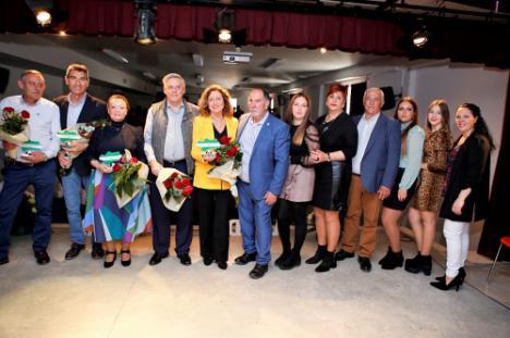 Santa Fe de Mondújar homenajea a sus alcaldes en el Día de Andalucía