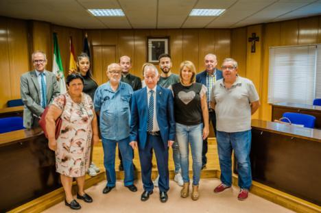 Firmados ocho convenios de apoyo al tejido sociocultural de Roquetas