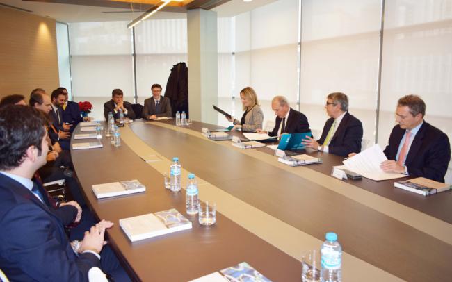 El BEI, el FEI e ICO firman con Cajamar de 1.000 millones para pymes y autónomos