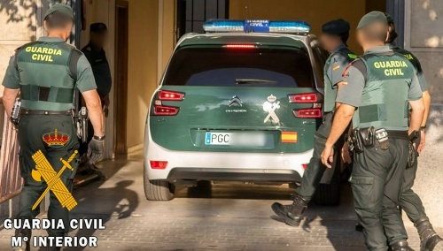 Dos hermanos detenidos por tentativa de homicidio en Cuevas
