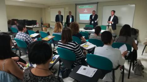 En 2018 se comunicaron en Almería 73 enfermedades profesionales