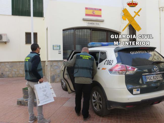 Un menor y seis jóvenes implicados en 20 robos a viviendas de Vera, Turre y Los Gallardos