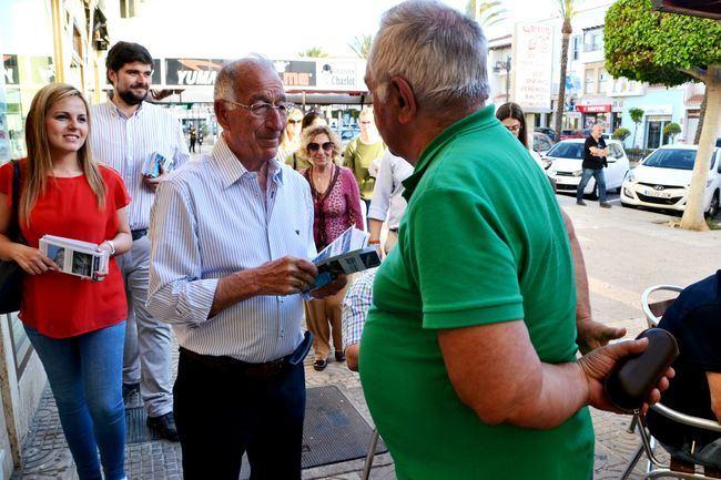 El Partido Popular baja un 25% la presión fiscal en Roquetas de Mar