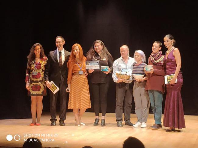 Entregados los premios a los cortos veganos de Almería