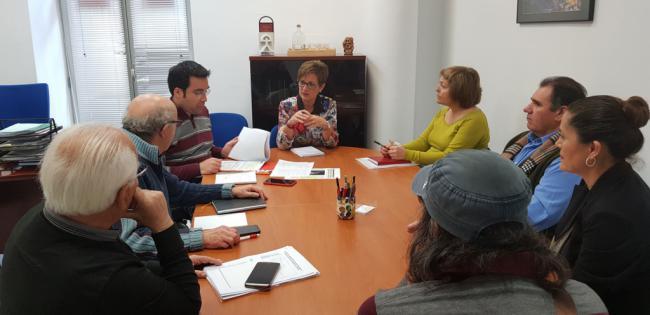 El PSOE apoya a la FAVA Argar para que los vecinos decidan cómo gastar el dinerode Europa