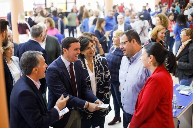 200 participantes en la Feria de Empleo en Alhama impulsada por Diputación, Cámara y Ayuntamiento
