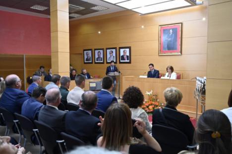 Diputación arropa a Gádor en su 'Día del Privilegio'