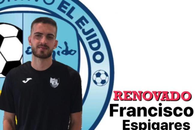 Francisco Espigares dirigirá al Benjamín de Tercera Andaluza
