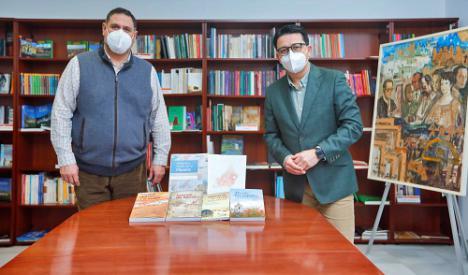 El IEA enriquece la bibliografía provincial con seis libros de temática y autores almerienses