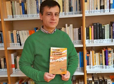 El IEA publica 'Vodevil del siroco y el Indalo', de García-Quiñonero