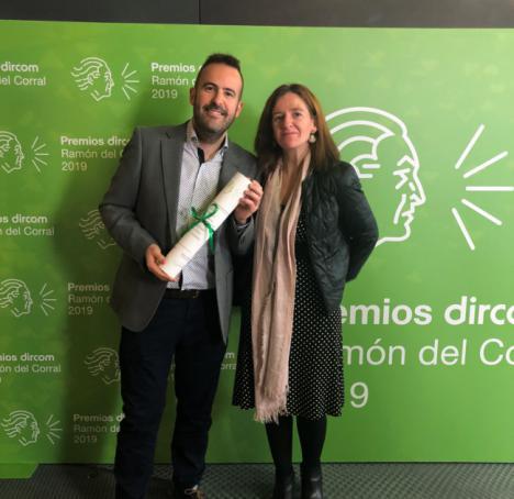 """Cosentino, finalista en los premios """"Dircom Ramón del Corral"""" 2019"""