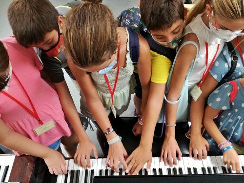 Finaliza el curso de iniciación a la música de la Fundación Barenboim-Said en Almería