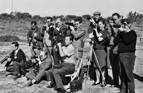 El CAF y la Filmoteca rinden tributo a la primera fotoperiodista Joana Biarnés