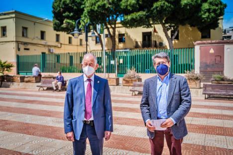 3 años después de firmar el protocolo sigue pendiente el cuartel de Guaurdia Civil de Roquetas