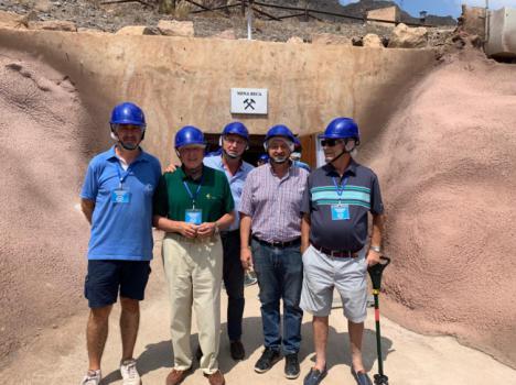 La Geoda como un atractivo para los cruceros que hacen escala en Almería