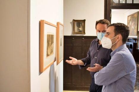 El 'Doña Pakyta' regresa al barroco holandés con dos grabados de Rembrandt