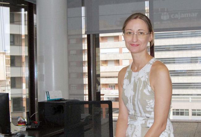 Mercedes Aranda Ibáñez, nueva directora general en el Grupo Cajamar