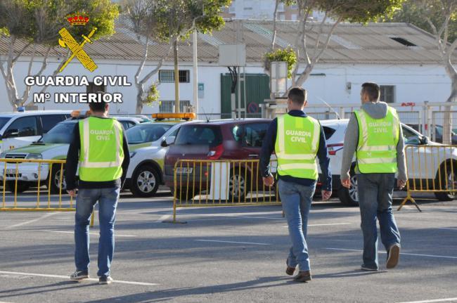 Tres detenidos por un intento de estafa a un establecimiento de hostelería
