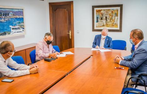 Colaboración del Ayuntamiento de Roquetas con la Asociación de Promotores Turísticos