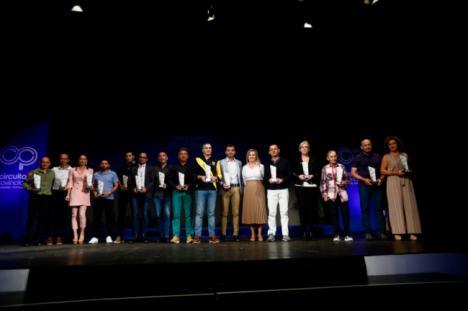Diputación premia a la gran familia del Circuito de Carreras Populares 2019