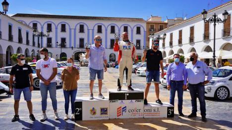 Miguel Ángel Clemente se impone en la IV Subida Ciudad de Berja