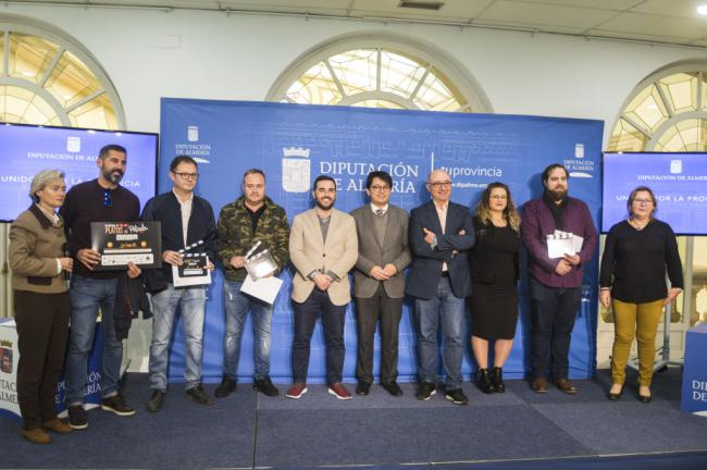 Cayetana se lleva el premio al mejor 'Plato de Película'